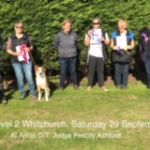 Sat 29th Sep 2018, Whitchurch